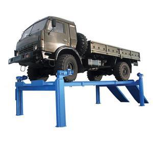 Подъемник четырехстоечный электромеханический (платформа) ПЛ-10