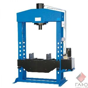 Пресс электрогидравлический напольный на 100 тонн ОМА-666B
