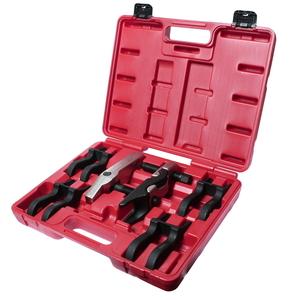 Набор инструментов для демонтажа шаровых шарниров универсальный усиленный 5 предметов (кейс) JTC-4076