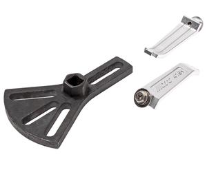 Ключ для крышки топливного насоса универсальный, захват 148-199мм JTC-4159