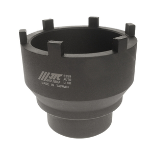 """Головка ступичная 3/4"""" 6-ти гранная 105 мм для задней оси MAN, MERCEDES JTC-5259"""