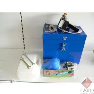 Комплект аккумуляторщика с нагрузочно-диагностическим прибором КА