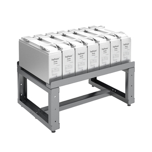 Однорядный аккумуляторный стеллаж КРОН-АКС-1.800