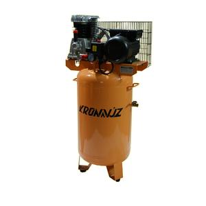 Поршневой компрессор вертикальный с ременным приводом KronVuz Air V80
