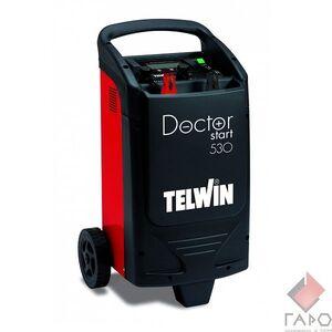 Пуско-зарядное устройство DOCTOR START 530 230V 12-24V