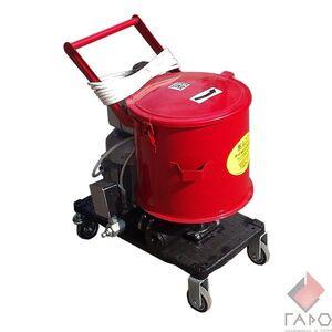 Нагнетатель смазки электрический на 25 литров С-322М