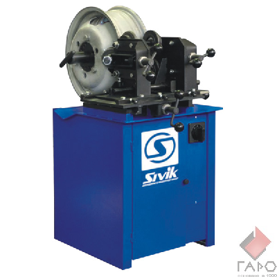 Стенд для прокатки штампованных дисков TITAN ST-17 (220/380В)