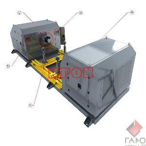 Стенд для обкатки двигателей КРОН-КС-276-03